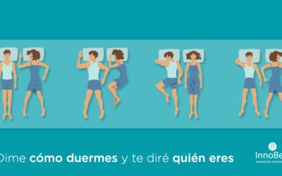 Claves en la posición de tu descanso. Como eres según tu postura al dormir